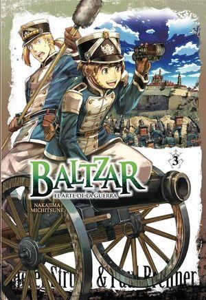 BALTZAR: EL ARTE DE LA GUERRA #03
