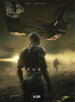 OLYMPUS MONS #03
