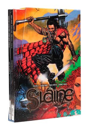 SLAINE. COLECCION COMPLETA