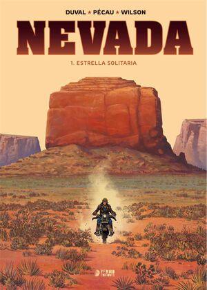 NEVADA #01. ESTRELLA SOLITARIA