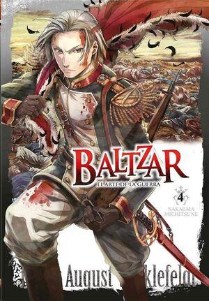 BALTZAR: EL ARTE DE LA GUERRA #04