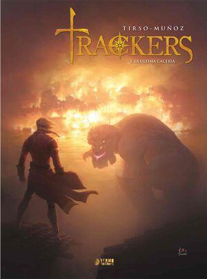 TRACKERS #03. LA ULTIMA CACERIA