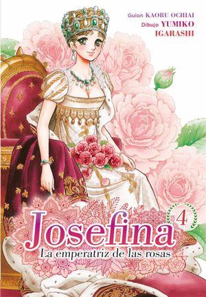 JOSEFINA: LA EMPERATRIZ DE LAS ROSAS #04