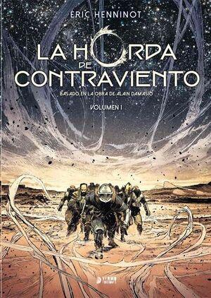LA HORDA DE CONTRAVIENTO #01