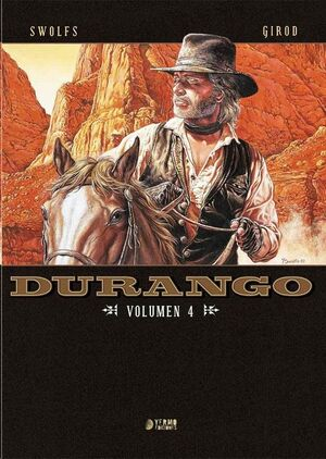 DURANGO #04 (YERMO EDICIONES)