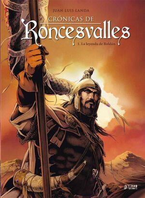 CRÓNICAS DE RONCESVALLES #01