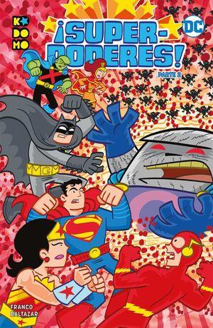 SUPERPODERES! #02 (RTCA - ECC)