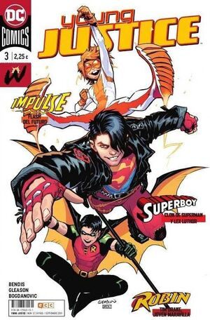 YOUNG JUSTICE #03