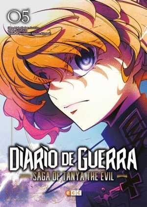 DIARIO DE GUERRA: SAGA OF TANYA THE EVIL #05