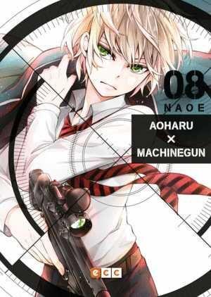 AOHARU X MACHINEGUN #08