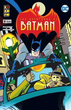 LAS AVENTURAS DE BATMAN #09 (KODOMO)