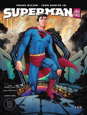 SUPERMAN: AÑO UNO. LIBRO 1