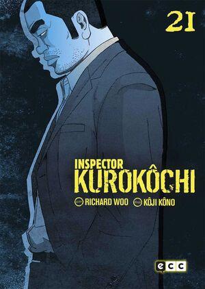 INSPECTOR KUROKOCHI #21