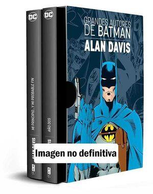 ESTUCHE GRANDES AUTORES DE BATMAN: ALAN DAVIS