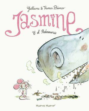 JASMINE Y EL PEDOSAURIO