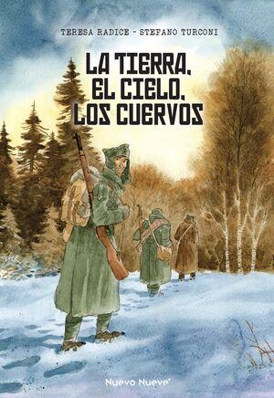 LA TIERRA, EL CIELO, LOS CUERVOS
