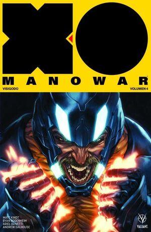 XO MANOWAR VOL. 04 VISIGODO (TOMO RECOPILATORIO)
