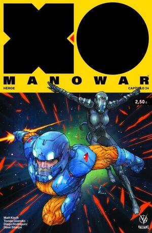 XO MANOWAR #24