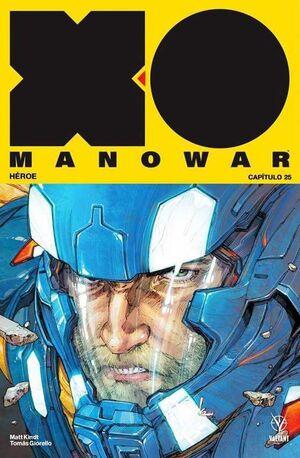 XO MANOWAR #25