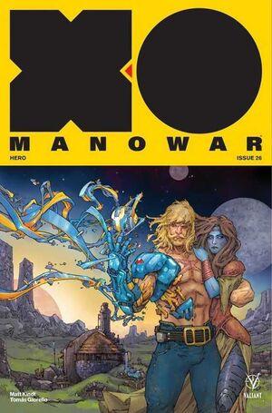 XO MANOWAR #26