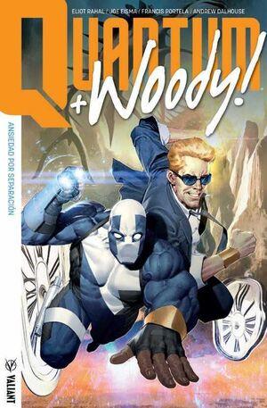 QUANTUM & WOODY! #02 (TOMO RECOPILATORIO)