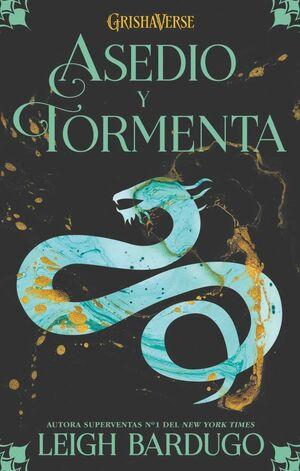 GRISHAVERSE II. ASEDIO Y TORMENTA (NUEVA EDICION)