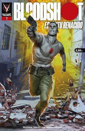 BLOODSHOT: ESPIRITU RENACIDO #07