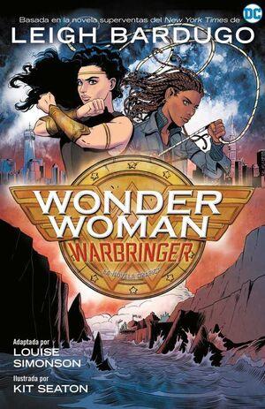 WONDER WOMAN: WARBRINGER. LA NOVELA GRAFICA