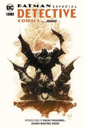 BATMAN: ESPECIAL DETECTIVE COMICS 1000 (PORTADA COMIC STORES)
