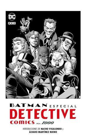 BATMAN: ESPECIAL DETECTIVE COMICS 1000 (PORTADA 1 ZONA COMIC)