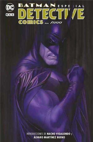 BATMAN: ESPECIAL DETECTIVE COMICS 1000 (PORTADA 2 ZONA COMIC)