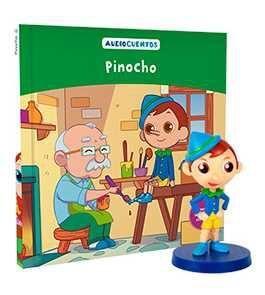 COLECCION AUDIOCUENTOS #03. PINOCHO