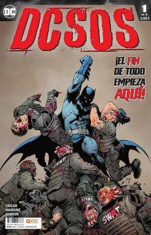 DCSOS #01. EL FIN DE TODO EMPIEZA AQUI!