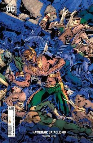 HAWKMAN #02. CATACLISMO