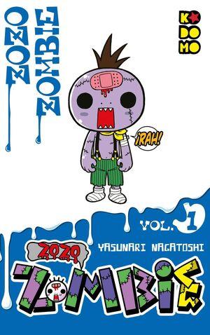 ZOZO ZOMBIE #01