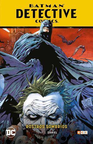 BATMAN DETECTIVE COMICS: ROSTROS SOMBRIOS
