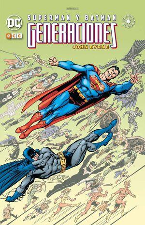 SUPERMAN Y BATMAN: OTROS MUNDOS. GENERACIONES (INTEGRAL)