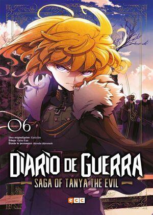 DIARIO DE GUERRA: SAGA OF TANYA THE EVIL #06