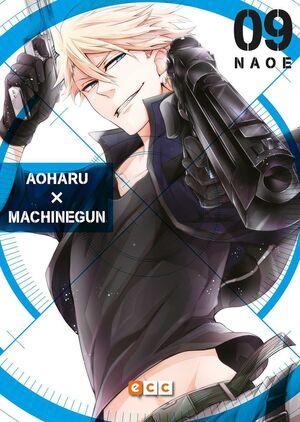 AOHARU X MACHINEGUN #09