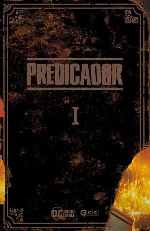 PREDICADOR. EDICION DELUXE # 01