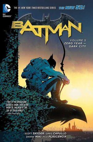 BATMAN SAGA: CIUDAD OSCURA (SEGUNDA EDICION)