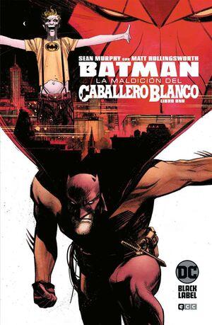 BATMAN: LA MALDICION DEL CABALLERO BLANCO #01