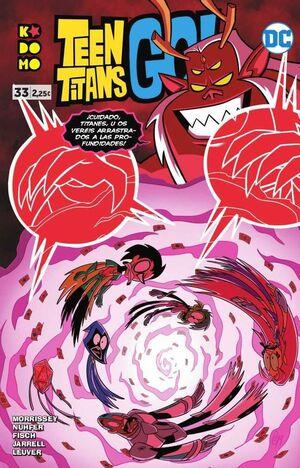 TEEN TITANS GO! #33 (GRAPA ECC)