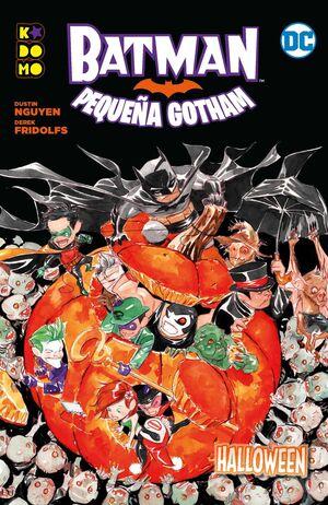 BATMAN: PEQUEÑA GOTHAM #01. HALLOWEEN (RTCA ECC)