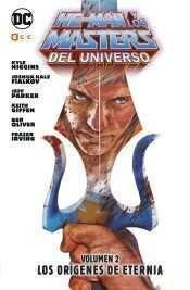 HE-MAN Y LOS MASTERS DEL UNIVERSO #02