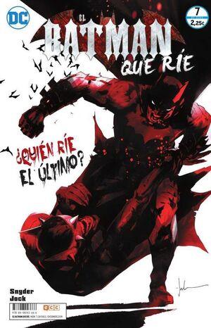 EL BATMAN QUE RIE #07