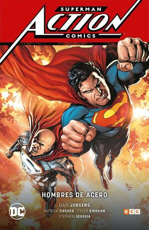 SUPERMAN: ACTION COMICS VOL. 2. HOMBRES DE ACERO (CARTONE)