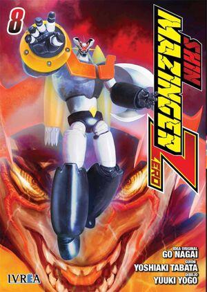 SHIN MAZINGER ZERO #08