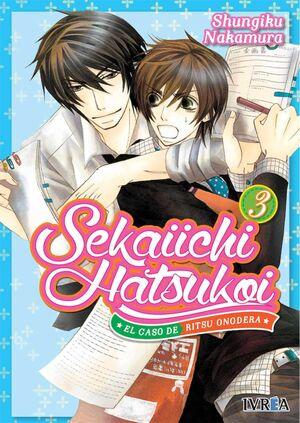 SEKAIICHI HATSUKOI #03