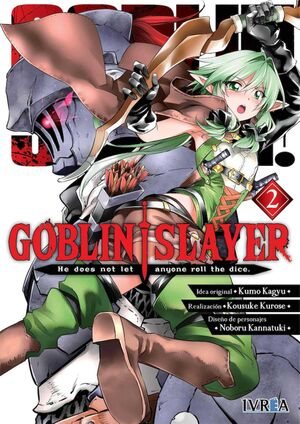 GOBLIN SLAYER #02